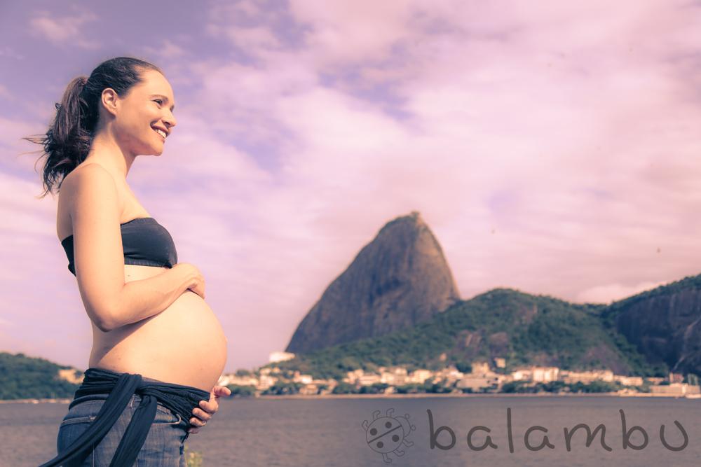ensaio de gestante Rio de Janeiro
