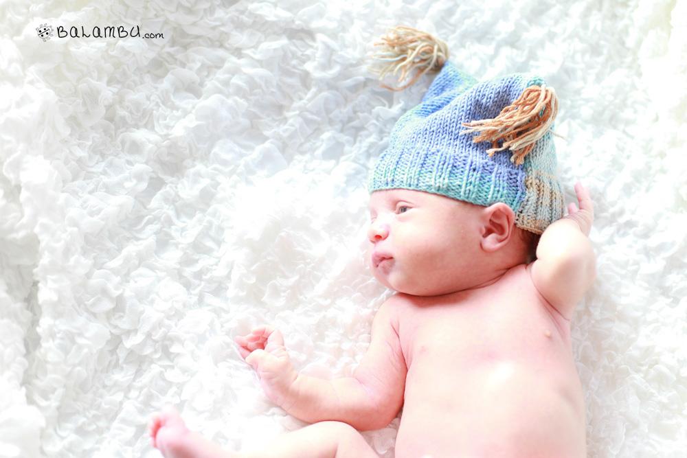 Balambu fotografia nadons
